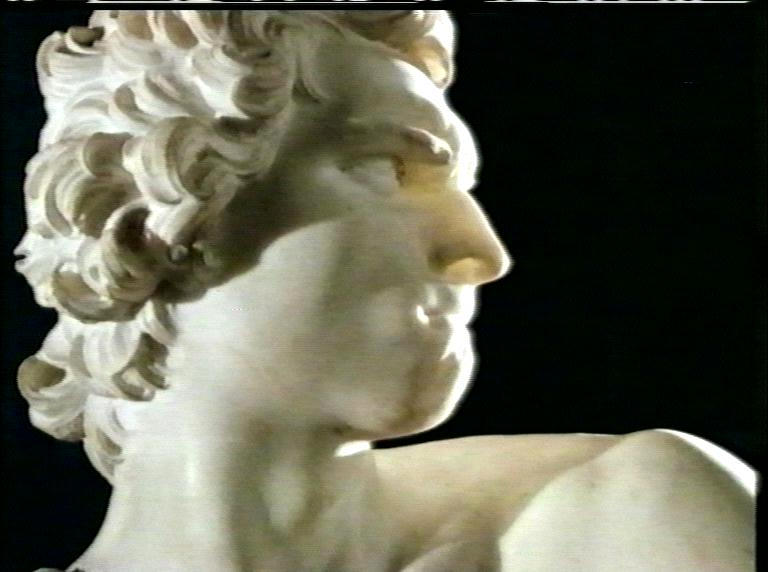 david by gianlorenzo bernini The sculptor gian lorenzo bernini was just starting to make his mark in the     sculptur/1620/davidjpg.