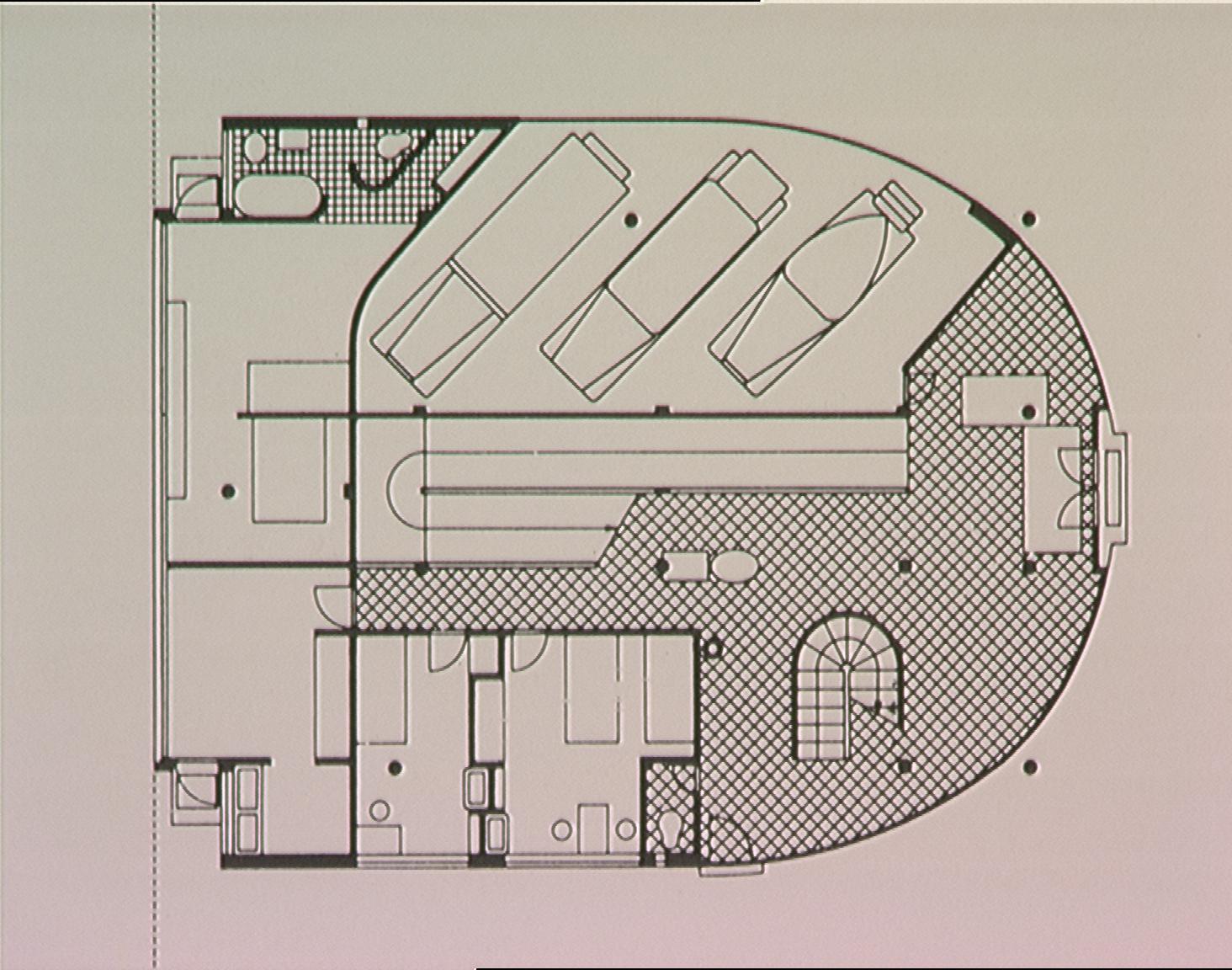 Villa Savoye 2nd Floor Plan Villa Savoye Plan of GroundVilla Savoye 2nd Floor Plan