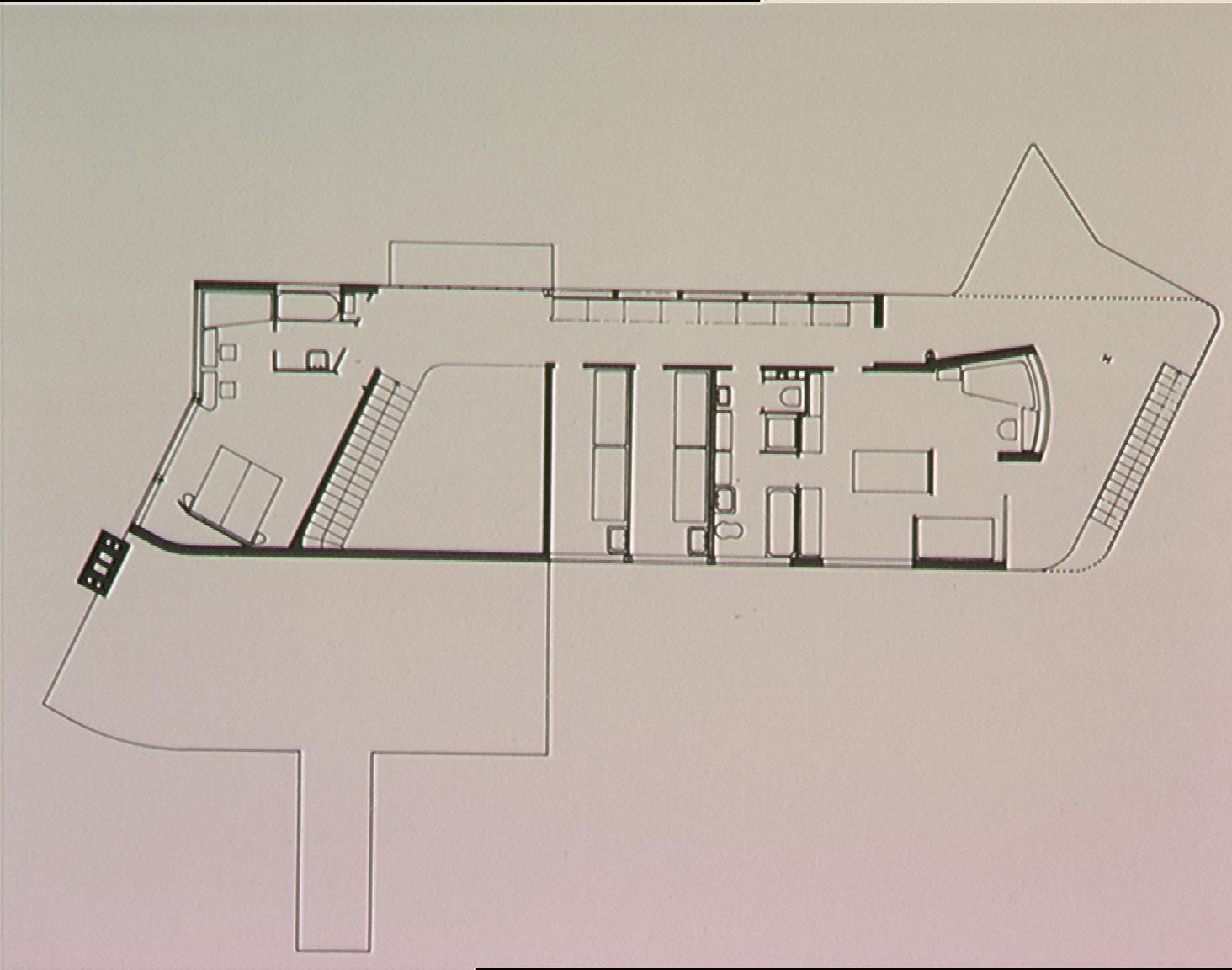 Architecture of our century for Cube house design layout plan