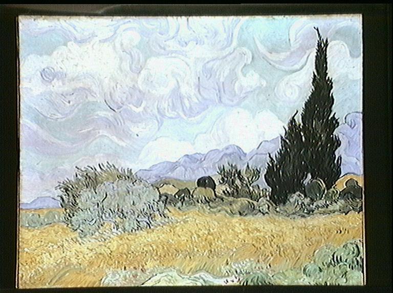 cypresses gogh vincent van 1853 1890 dutch painting big crows over a wheatfield gogh vincent van 1853 1890 dutch painting big crows over wheatfield - Van Gogh Lebenslauf