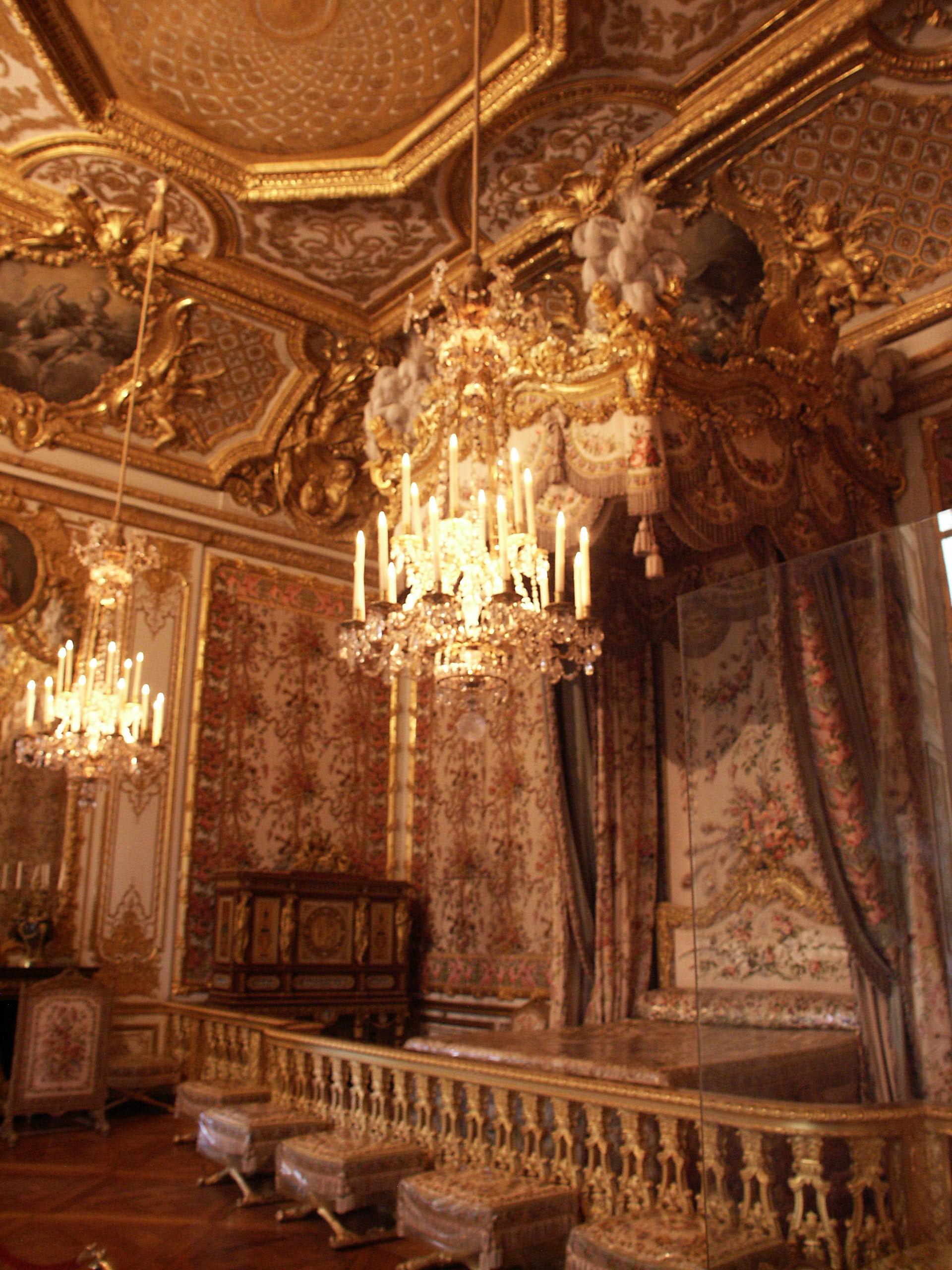 Chambre de la reine for Chambre de la reine