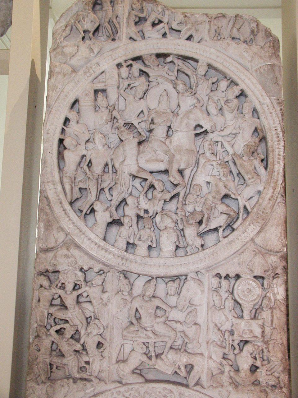 SMALL BUT INFORMATIVE - Review of Amaravati Museum ...